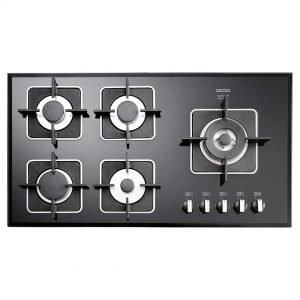 Glass Hob