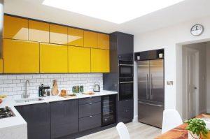 مناسب ترین رنگ آشپزخانه
