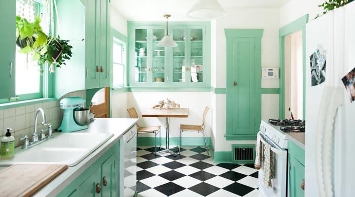 آشپزخانه مناسب سالمندان