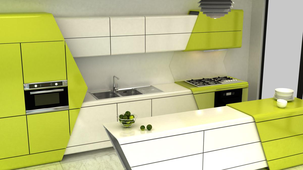 آشپزخانه ای به سلیقه تو