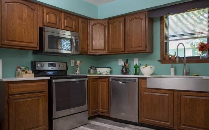 آشپزخانهای مدرن و بهروز