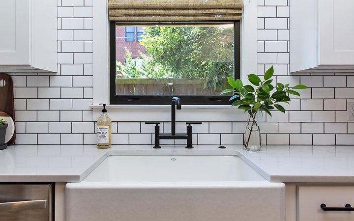 آشپزخانه ای به روز و مدرن