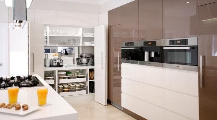 آشپزخانه هوشمند در سال 2025 | استیل البرز