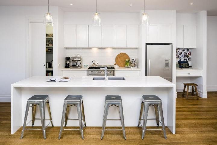 طراحی آشپزخانه اداری