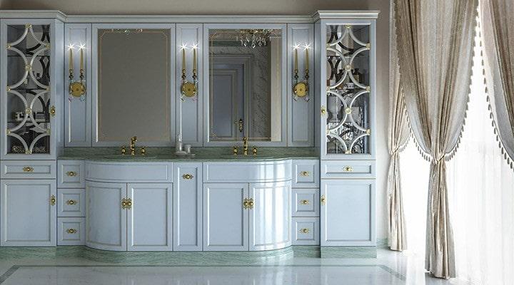 آشپزخانه نئوکلاسیک: چگونه فضای خانهٔ خود را دلبازتر نشان دهیم؟