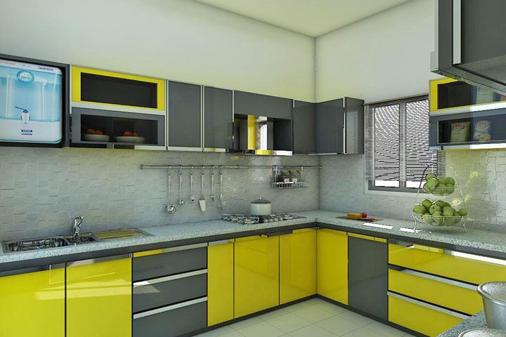 طراحی آشپزخانه کاربردی