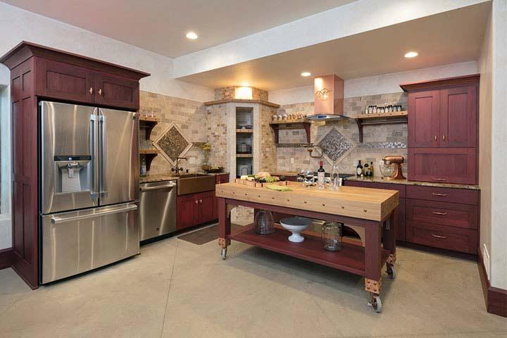 ترندهای طراحی آشپزخانههای کوچک