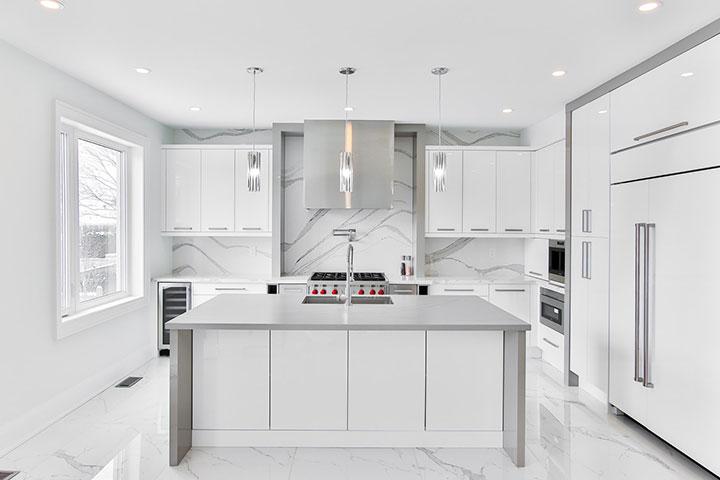 خداحافظی با 8 مدل طراحی آشپزخانه در سال 2021